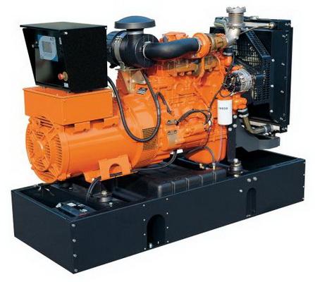 Открытая электростанция IVECO MOTORS GE NEF45