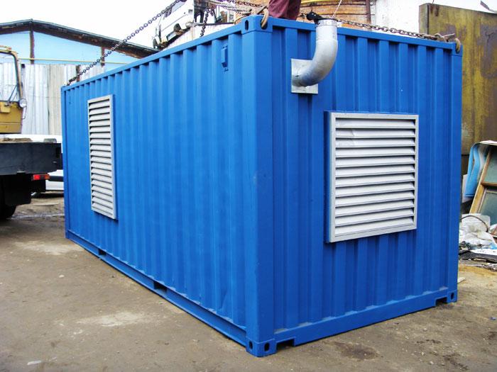 Как сделать в блок контейнере 72