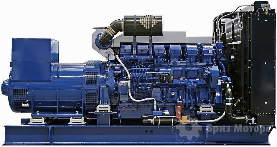Дизельная электростанция 1000 кВт на 6,3 кВ
