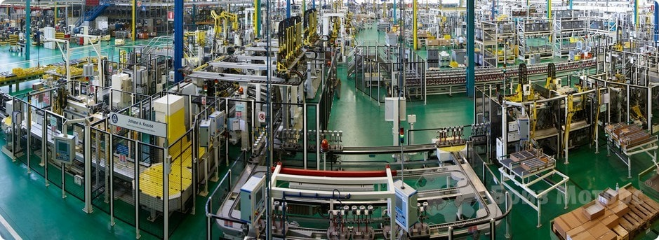 Склад дизельных электростанций