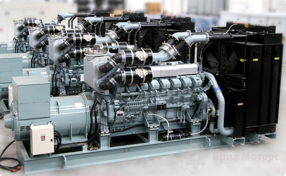 ДГУ 1500 кВт