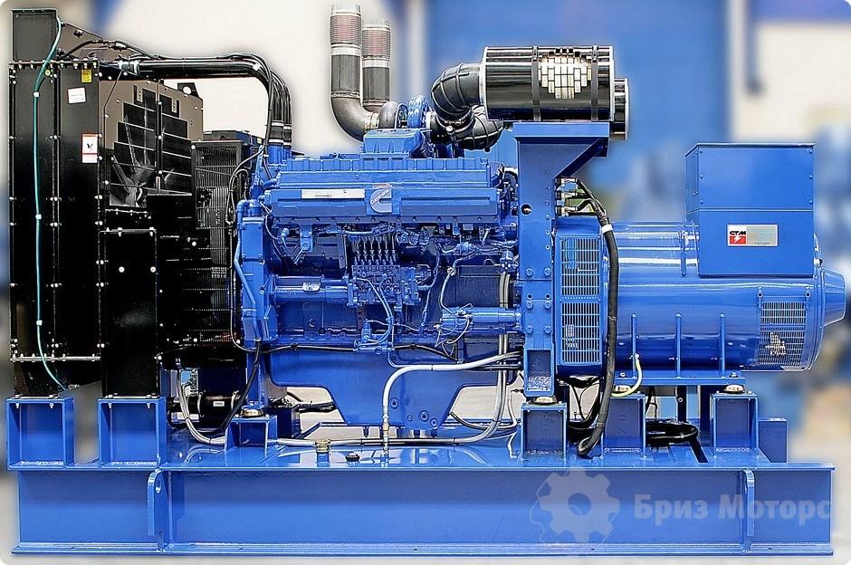 Дизельная электростанция 800 кВт